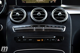 Fotos Mercedes GLC 220 d 4MATIC Coupé Foto 75