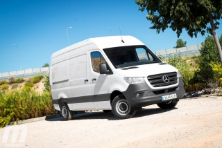 Foto 1 - Fotos Mercedes Sprinter 2018