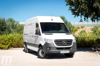 Foto 2 - Fotos Mercedes Sprinter 2018