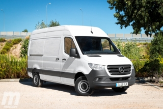 Foto 3 - Fotos Mercedes Sprinter 2018