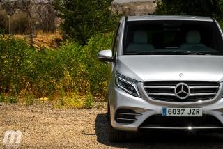 Fotos Mercedes V 220 d - Miniatura 9