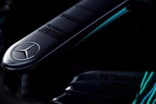 Fotos Mercedes W08 F1 2017 - Foto 5