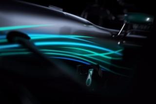 Fotos Mercedes W08 F1 2017 Foto 8