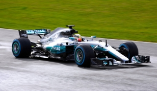 Fotos Mercedes W08 F1 2017 - Foto 4