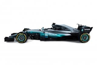 Fotos Mercedes W08 F1 2017 Foto 15