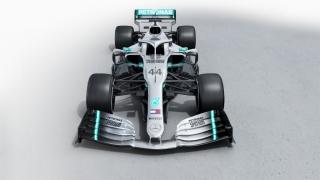 Fotos Mercedes W10 F1 2019 Foto 4