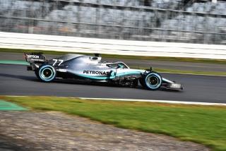 Fotos Mercedes W10 F1 2019 Foto 8