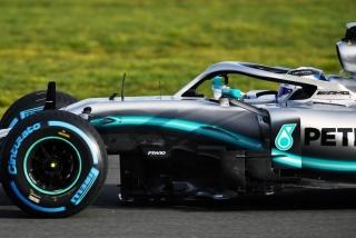 Fotos Mercedes W10 F1 2019 Foto 9