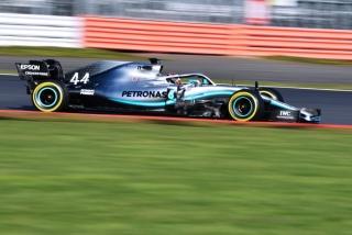 Fotos Mercedes W10 F1 2019 Foto 13