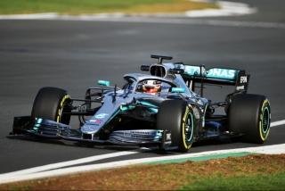 Fotos Mercedes W10 F1 2019 Foto 14