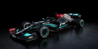 Las fotos del Mercedes W12 de F1 2021 Foto 2