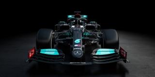 Las fotos del Mercedes W12 de F1 2021 Foto 3