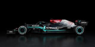 Las fotos del Mercedes W12 de F1 2021 Foto 4
