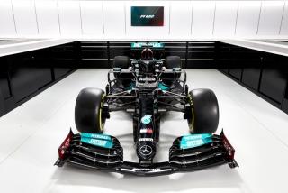 Las fotos del Mercedes W12 de F1 2021 Foto 9