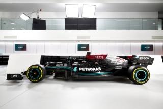 Las fotos del Mercedes W12 de F1 2021 Foto 10