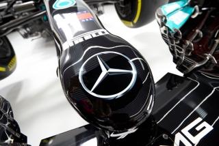 Las fotos del Mercedes W12 de F1 2021 Foto 12