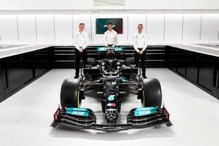 Las fotos del Mercedes W12 de F1 2021 Foto 13