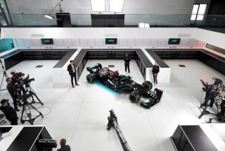 Las fotos del Mercedes W12 de F1 2021 Foto 14