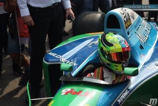 Fotos Mick Schumacher Benetton B194 F1 Bélgica Foto 4