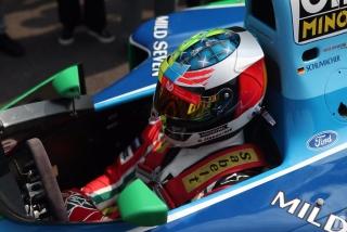 Fotos Mick Schumacher Benetton B194 F1 Bélgica Foto 6