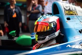 Fotos Mick Schumacher Benetton B194 F1 Bélgica Foto 8