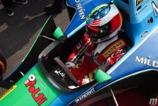Fotos Mick Schumacher Benetton B194 F1 Bélgica Foto 11
