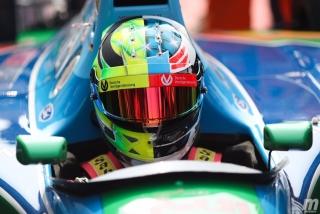 Fotos Mick Schumacher Benetton B194 F1 Bélgica Foto 14