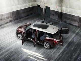 Foto 1 - Fotos MINI Clubman 2016