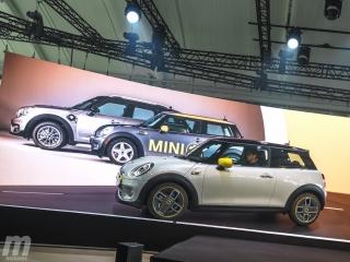 Fotos MINI Cooper SE, el primer eléctrico de la marca británica - Foto 5