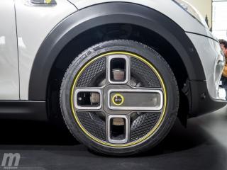 Fotos MINI Cooper SE, el primer eléctrico de la marca británica Foto 18