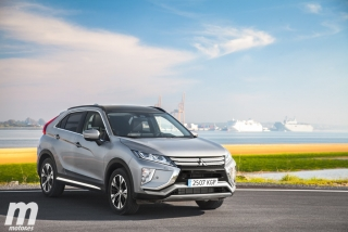 Fotos Mitsubishi Eclipse Cross Foto 34