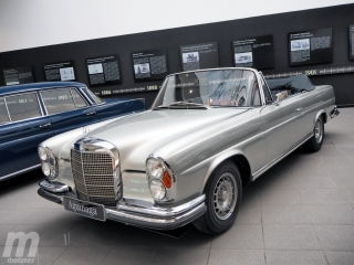 Fotos Museo Aguinaga de clásicos Mercedes-Benz Foto 11