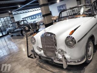 Fotos Museo Aguinaga de clásicos Mercedes-Benz Foto 17