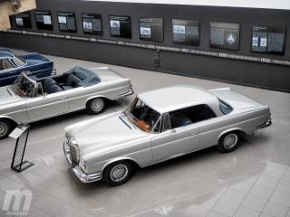 Fotos Museo Aguinaga de clásicos Mercedes-Benz Foto 20