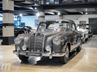 Fotos Museo Aguinaga de clásicos Mercedes-Benz Foto 21