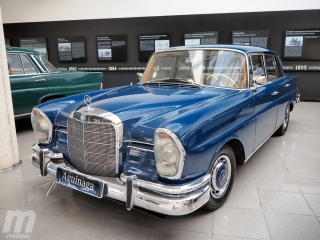 Fotos Museo Aguinaga de clásicos Mercedes-Benz Foto 28