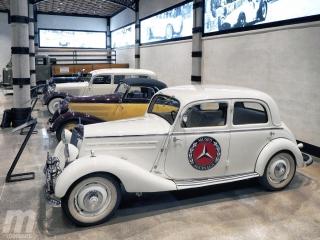 Fotos Museo Aguinaga de clásicos Mercedes-Benz Foto 31
