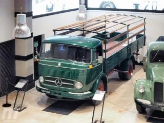 Fotos Museo Aguinaga de clásicos Mercedes-Benz Foto 36