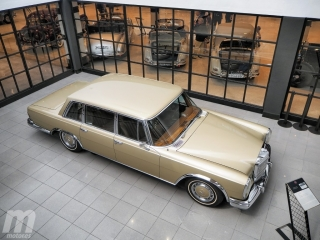 Fotos Museo Aguinaga de clásicos Mercedes-Benz Foto 39