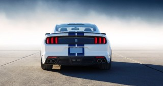Fotos Mustang Shelby GT350 Foto 1