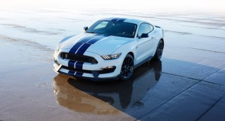 Fotos Mustang Shelby GT350 Foto 2
