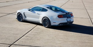 Fotos Mustang Shelby GT350 Foto 3