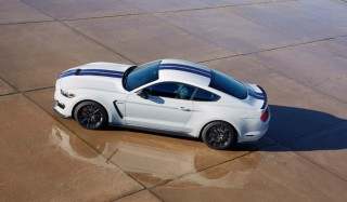 Fotos Mustang Shelby GT350 Foto 4