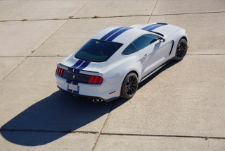 Fotos Mustang Shelby GT350 Foto 5