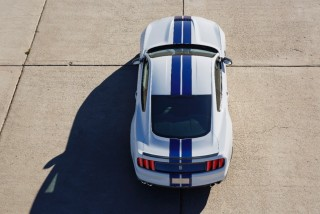 Fotos Mustang Shelby GT350 Foto 8