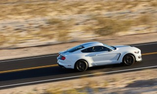 Fotos Mustang Shelby GT350 Foto 13