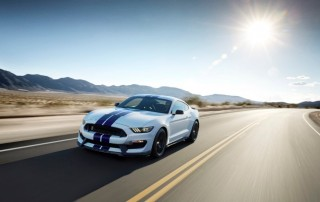 Fotos Mustang Shelby GT350 Foto 14