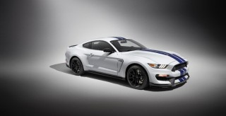 Fotos Mustang Shelby GT350 Foto 19