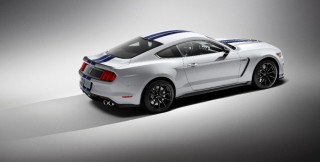 Fotos Mustang Shelby GT350 Foto 21