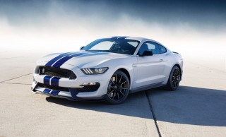 Fotos Mustang Shelby GT350 Foto 23